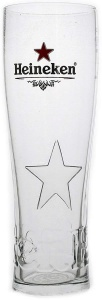 Heineken Branded Pint Glass For Sale UK - CE 20oz / 570ml - Box of 24